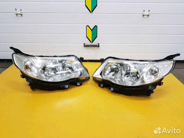 89625003353 Фары передние комплект Subaru Forester, SH5, EJ20