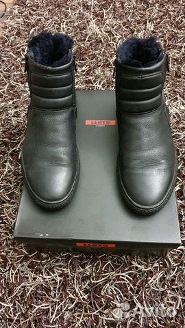 d54f2e93f Ботинки (сапоги) мужские lloyd Германия, размер 9 купить в Москве на ...
