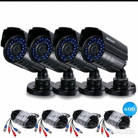 Комплект видеонаблюдения 89086671777 купить 9