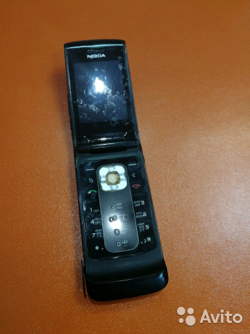 89107311391 Nokia 6650d