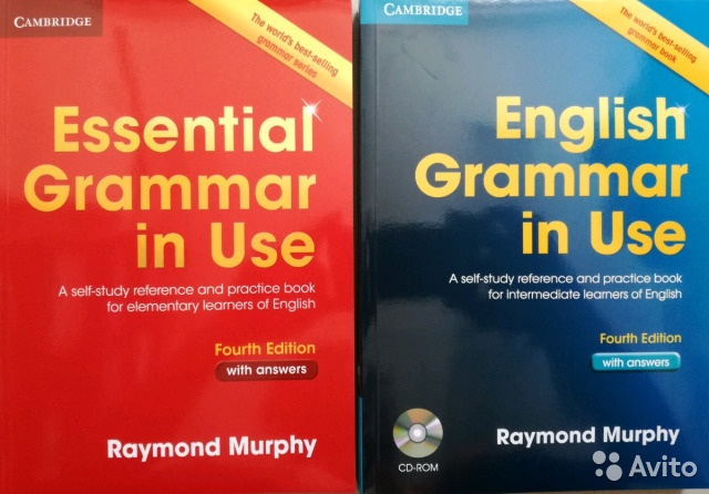 Named book raymond essential english grammar murphy
