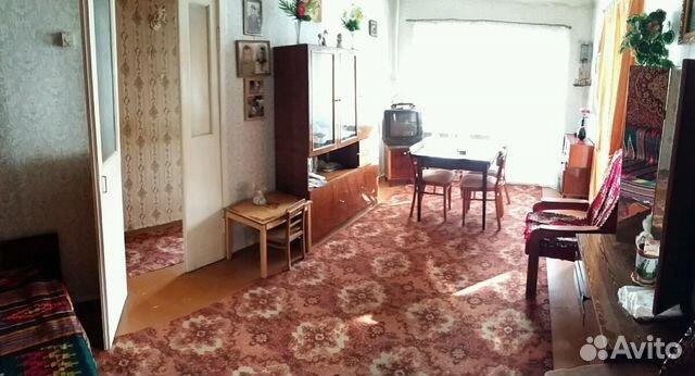 Продается двухкомнатная квартира за 2 700 000 рублей. Московская обл, Ногинский р-н, г Старая Купавна, ул Чапаева.