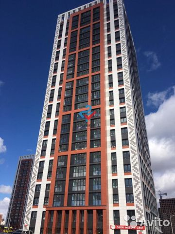 Продается однокомнатная квартира за 2 600 000 рублей. г Уфа, ул Рудольфа Нуреева, д 6.