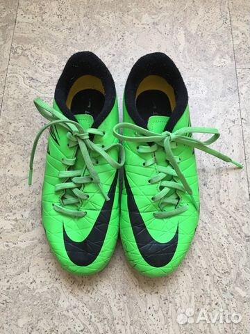 e42a9b99 Футбольные бутсы Nike размер 33 купить в Московской области на Avito ...