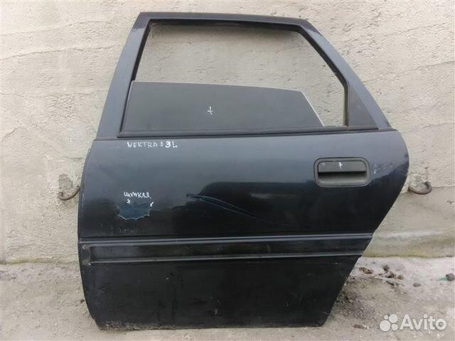 89026196331 Дверь задняя левая Opel Vectra A 1.6 1988