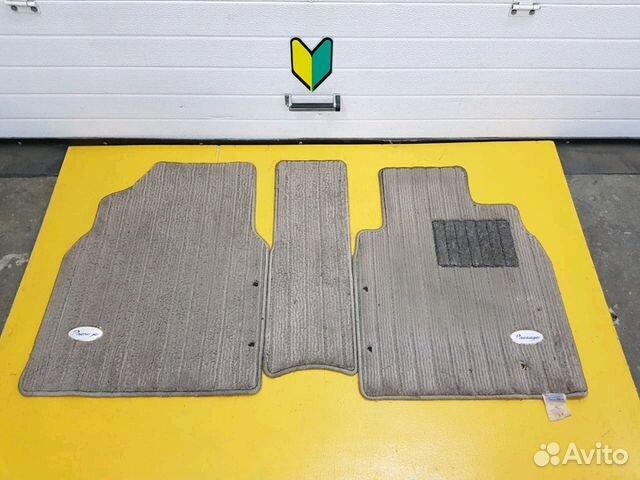 89625003353 Коврики передние комплект Nissan Presage, HU30