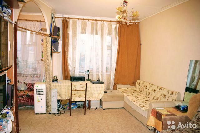 Продается однокомнатная квартира за 1 100 000 рублей. Волгоградская обл, рп Городище, пр-кт Ленина, д 12.