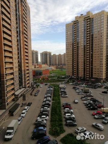 Продается однокомнатная квартира за 4 300 000 рублей. г Санкт-Петербург, поселок Парголово, ул Валерия Гаврилина, д 5.