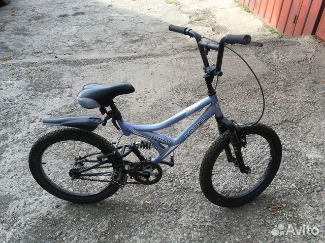 Cykel barn fjädring