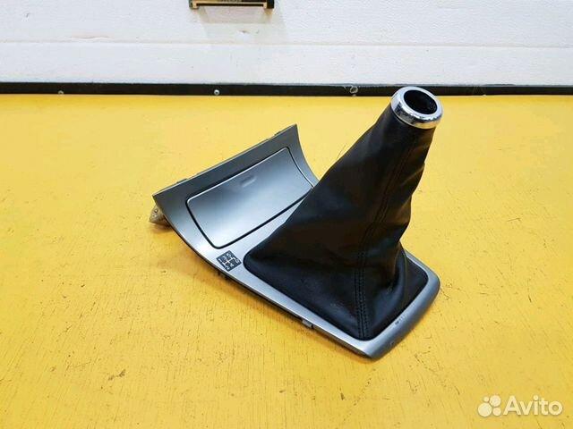 89625003353 Отделка рукоятки МКПП Subaru Forester, SG5, EJ20