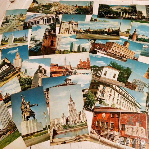 Сборные открытки самара