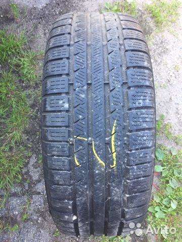 89211101675 225/55 R16 Continental CWC-TS810S