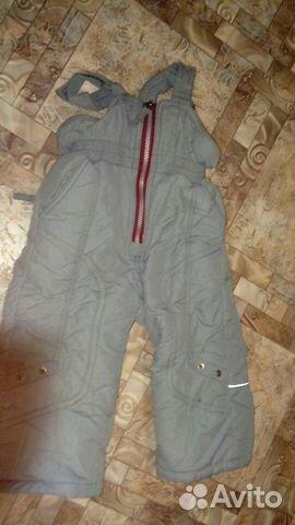 Пуховик и штаны 89505817183 купить 5