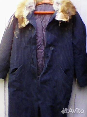 Пальто зимнее 89273640929 купить 1