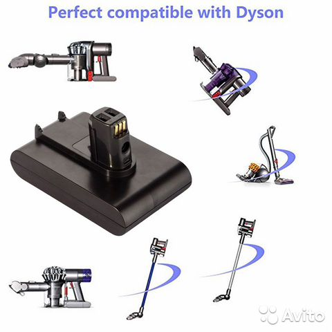 45 dc dyson аккумулятор купить кондиционер дайсон
