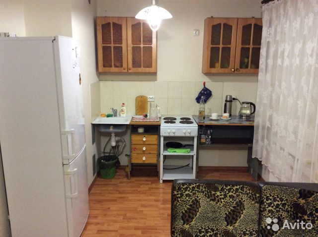 1-к квартира, 35 м², 2/3 эт. 89217262323 купить 2