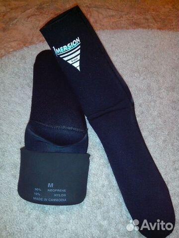 Носки Imersion Seriole 9 мм 89124031255 купить 1