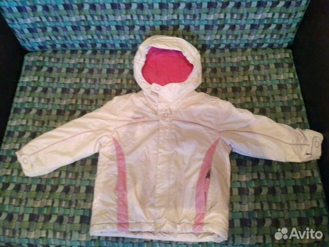 Зимняя куртка для девочки 89503565002 купить 2