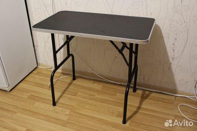 Новый стол для стрижки (груминга)
