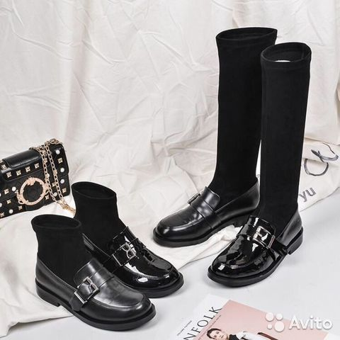 Boots leather buy 1