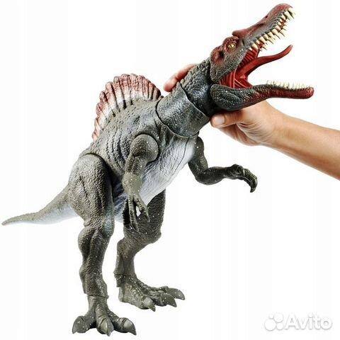 Jurassic World Мир юрского периода - спинозавр купить 4