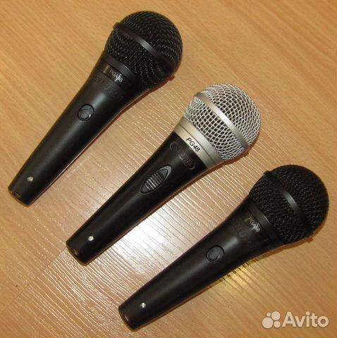Проф вокальные микрофоны Shure PG48 - 58 3шт новые 89128899109 купить 6
