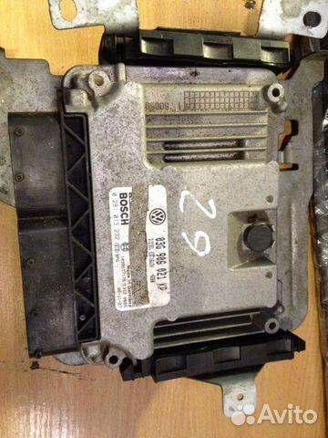 Блок управления двигателем Ауди 03G906021KP— фотография №1
