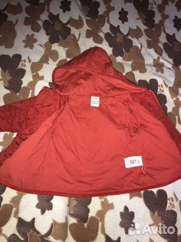 Куртка детская 89182899906 купить 2