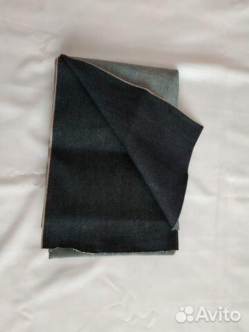 Ткань джинсовая селвидж деним для шитья