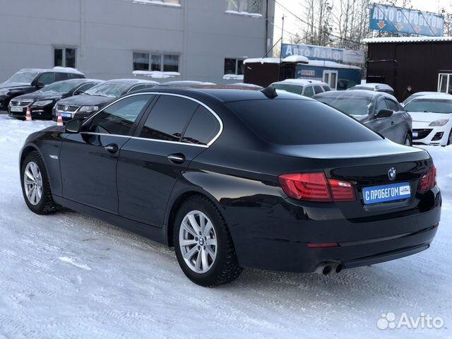 BMW 5 серия, 2011 89825110176 купить 5