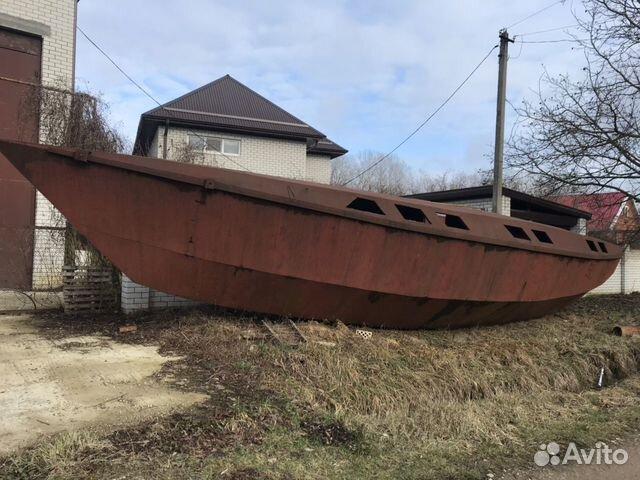 Корпус яхты по проекту гидра купить в Краснодаре | Транспорт | Авито
