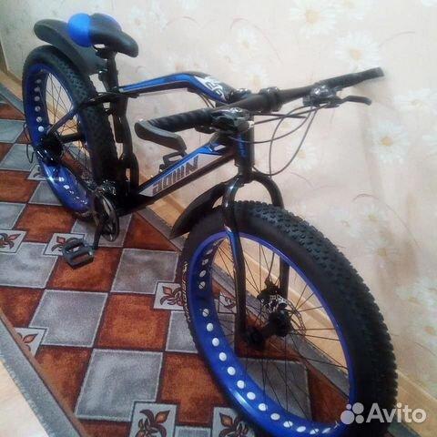 Фетбайк, велосипед скоростной новый
