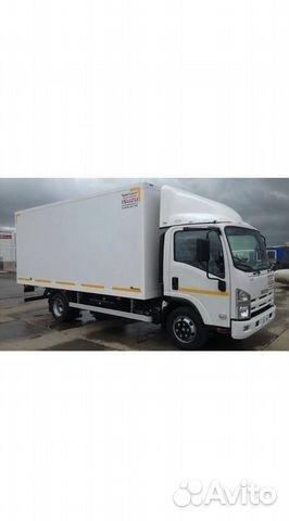 Изотермический фургон(рефрижератор) isuzu 6,5 тонн купить 1