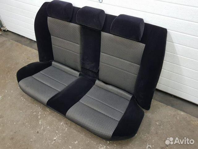 Сидение заднее Subaru Legacy, BE5 89625003353 купить 3