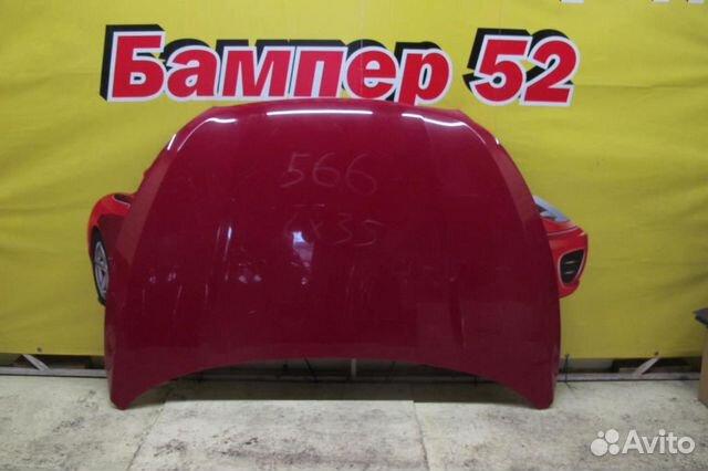 89524408730 Hyundai IX35 капот красный