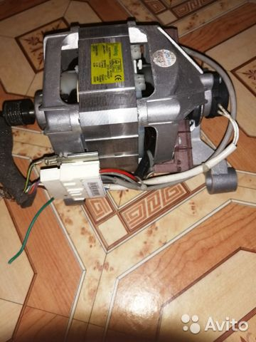 Двигататель стиральной машины 89135960173 купить 3