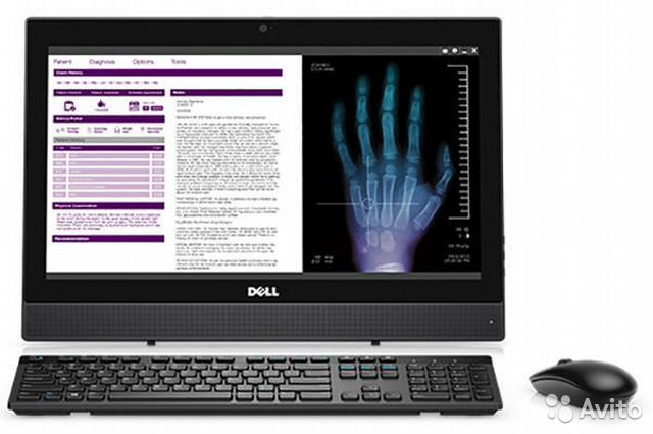 89270863062 Новый 19.5 Моноблок Dell i5 6400T 8Gb/256SSD