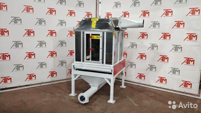 The cooler granules (pellets) automatic buy 5