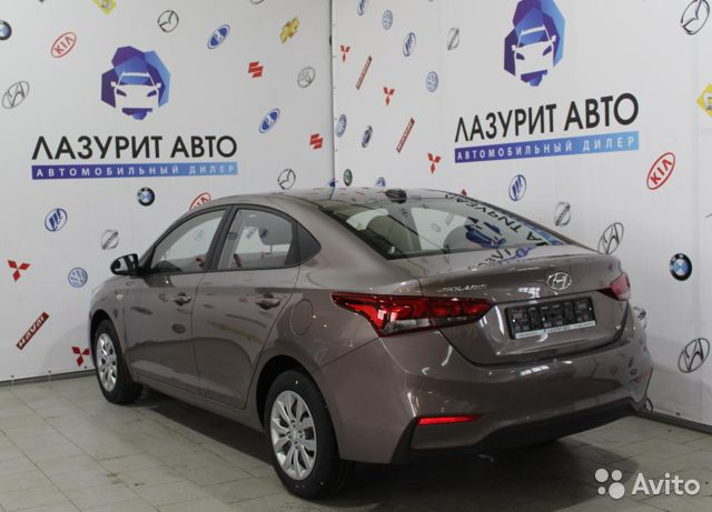 Hyundai Solaris, 2019 88442685596 купить 3