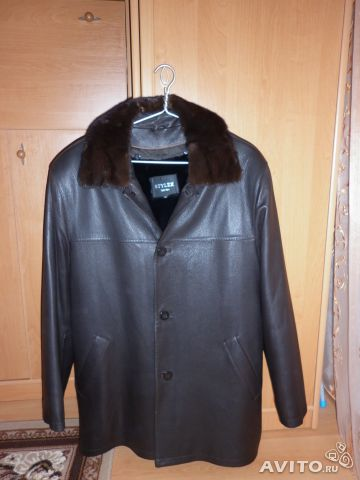 кожаная куртка красноярск купить