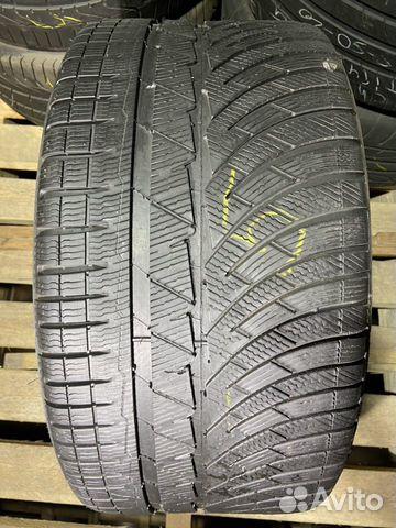 89211101675 285/30 R20 Michelin PilotAlpin
