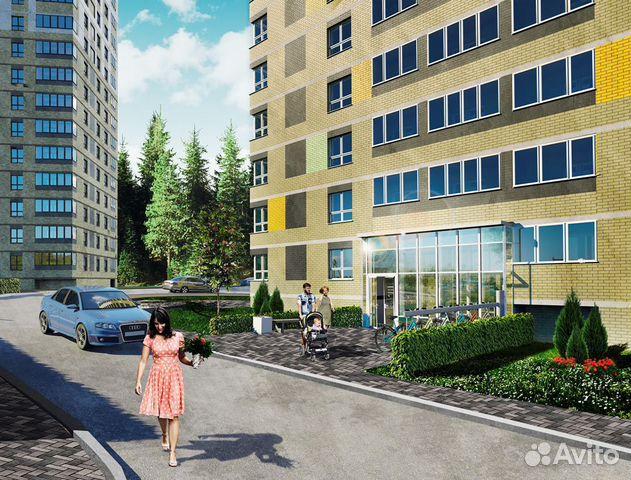 2-к квартира, 44.7 м², 13/17 эт. 83412576539 купить 4