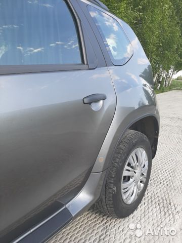 Nissan Terrano, 2015 купить 8