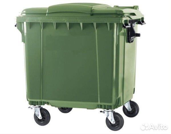 Контейнер для мусора тбо и тко бак, бункер купить 4