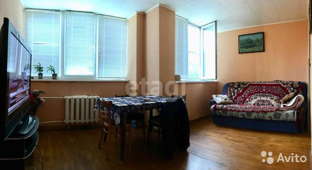2-к квартира, 71.1 м², 2/9 эт.