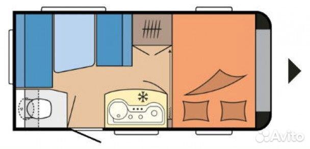 Самый легкий дом на колесах Hobby Ountour 390 Sf 89183304949 купить 6