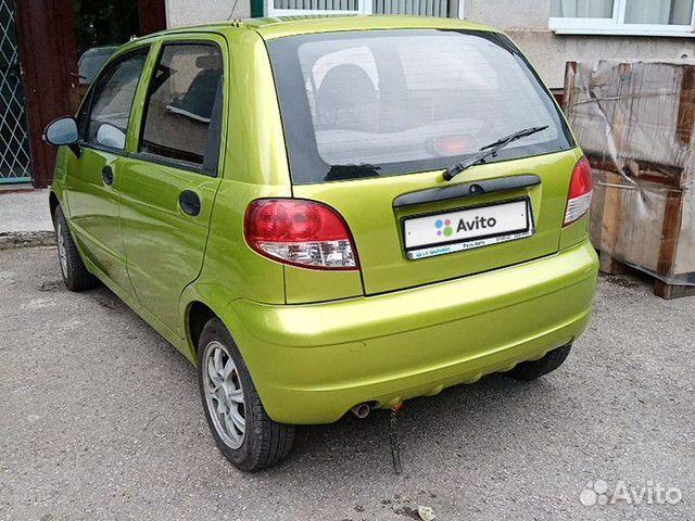 Daewoo Matiz, 2013 89639019873 купить 2
