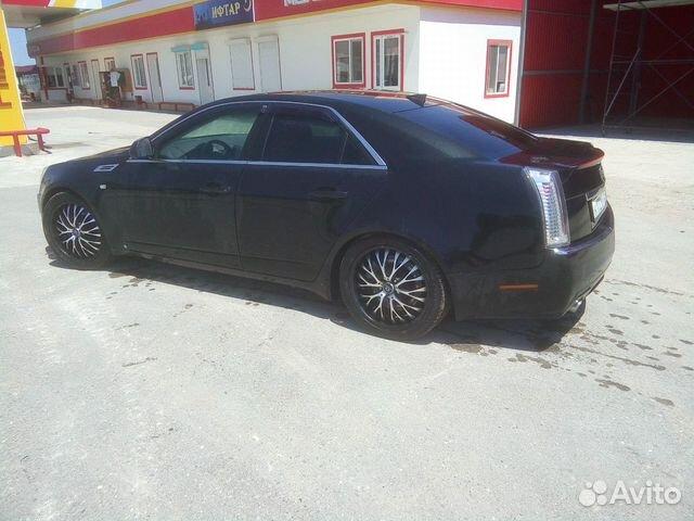Cadillac CTS, 2009  купить 2