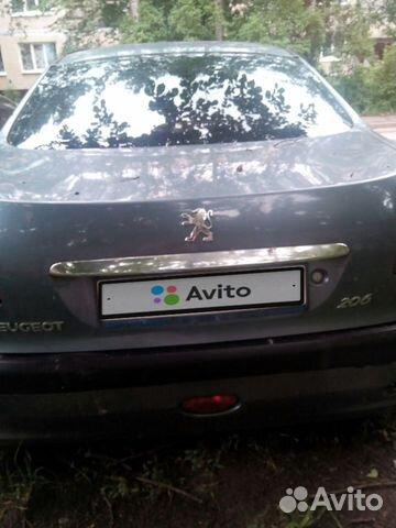 Peugeot 206, 2008 89111389773 купить 2