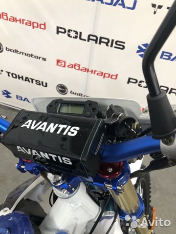 Мотоцикл Avantis 89210507750 купить 4